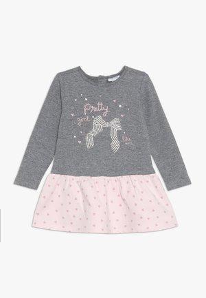 BABY DRESS PRINT - Korte jurk - smoked pearl