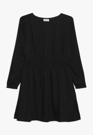DRESS - Denní šaty - meteorite