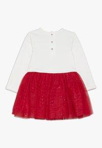 OVS - BABY DRESS MINNIE - Cocktailkjoler / festkjoler - brilliant white - 1