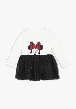 BABY DRESS MINNIE - Hverdagskjoler - brilliant white