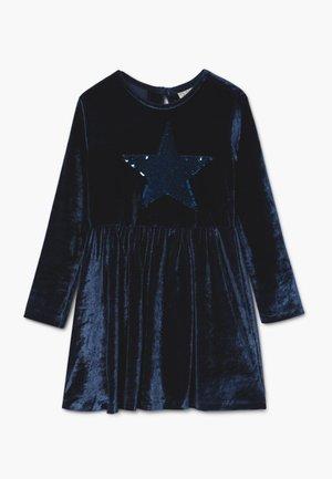 DRESS SEQUINS - Cocktailkleid/festliches Kleid - dress blues