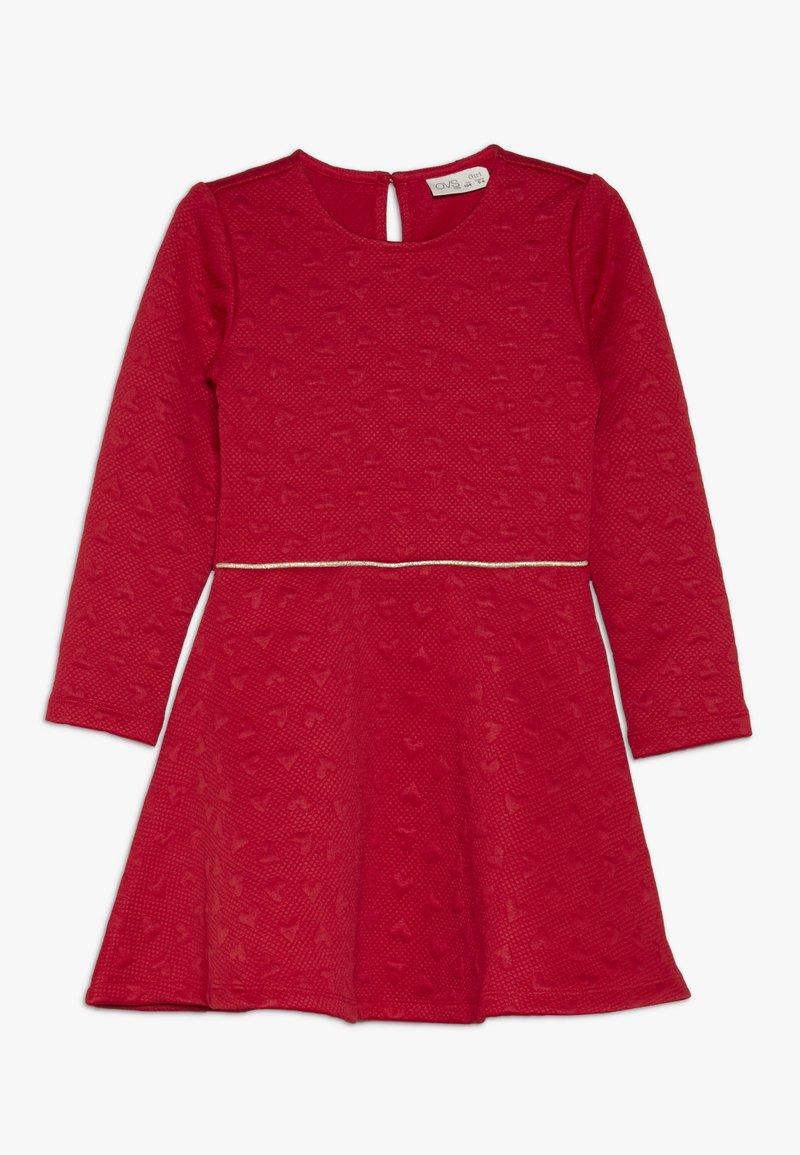 OVS - DRESS - Jerseyklänning - chrysanthemum