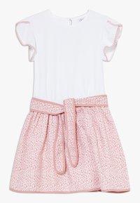 OVS - DRESS - Denní šaty - bright white - 0