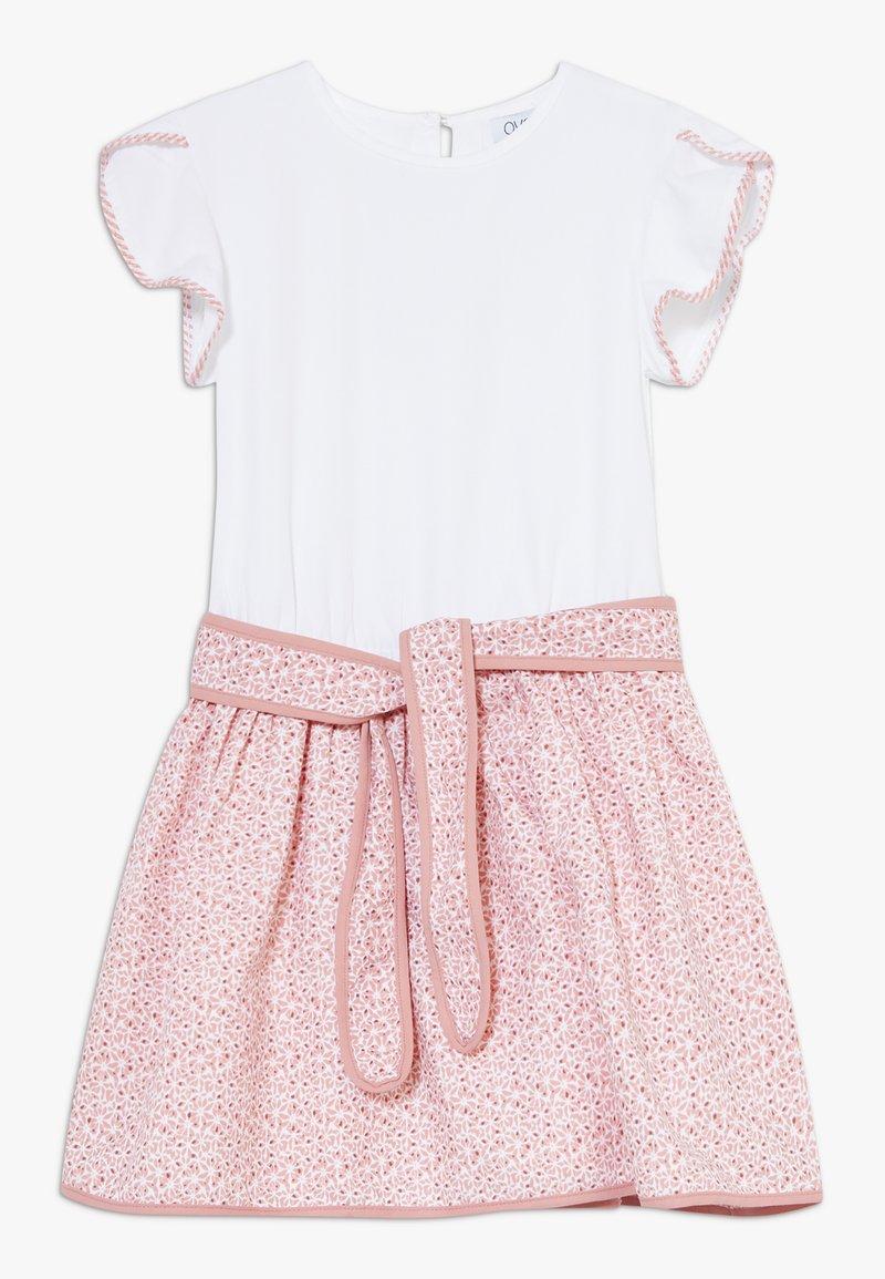 OVS - DRESS - Denní šaty - bright white