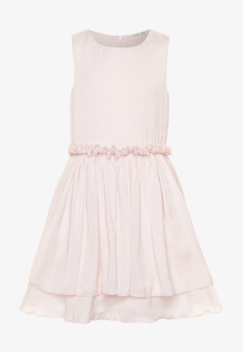 OVS - DRESS - Koktejlové šaty/ šaty na párty - rosewater