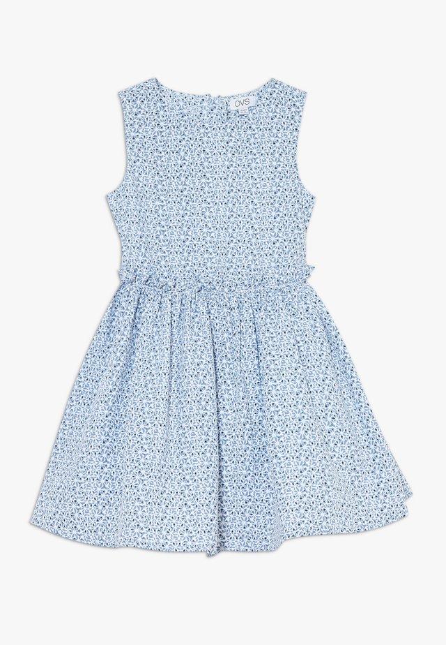 DRESS - Korte jurk - bright white