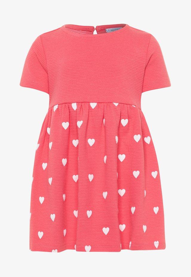 PRINTED DRESS - Sukienka letnia - desert rose