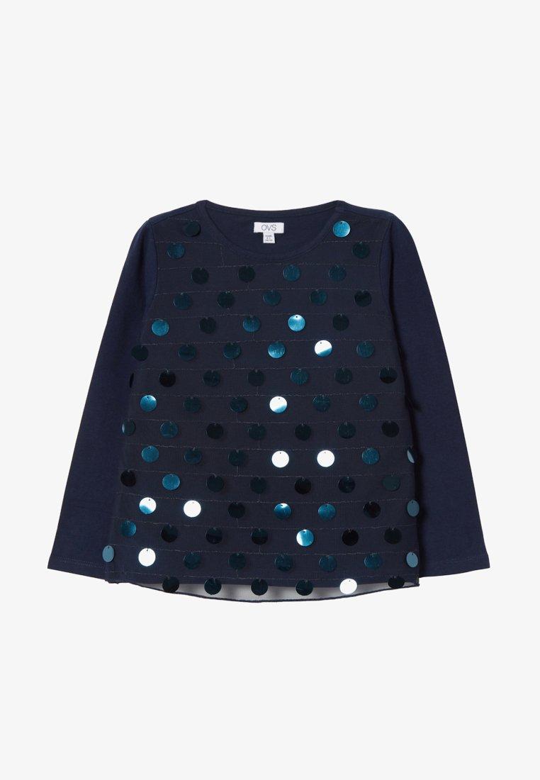 OVS - Langarmshirt - blue