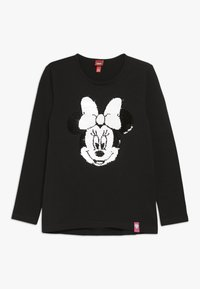 OVS - MINNIE - Langarmshirt - black beauty - 0