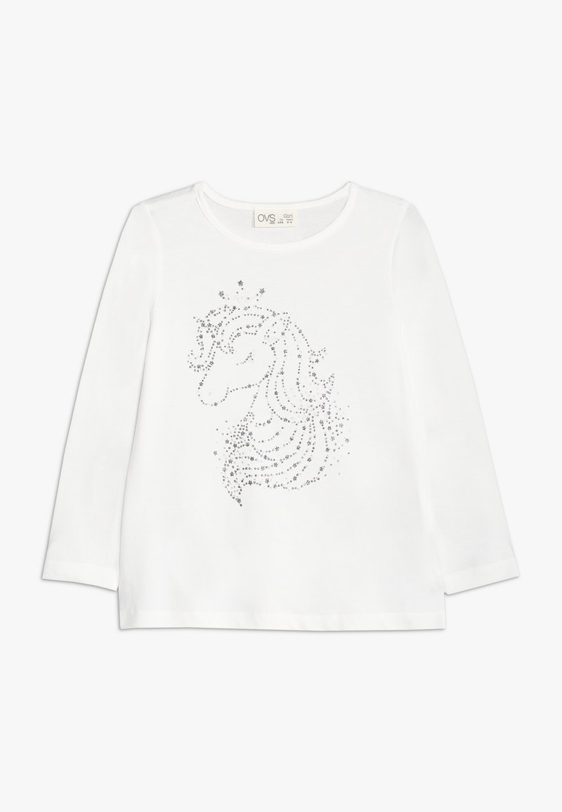 OVS - PRINT - Long sleeved top - snow white