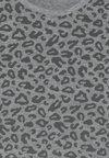OVS - PRINT - Long sleeved top - ghost gray