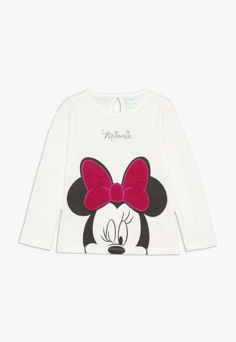 OVS - BABY MINNIE - Langærmede T-shirts - blanc