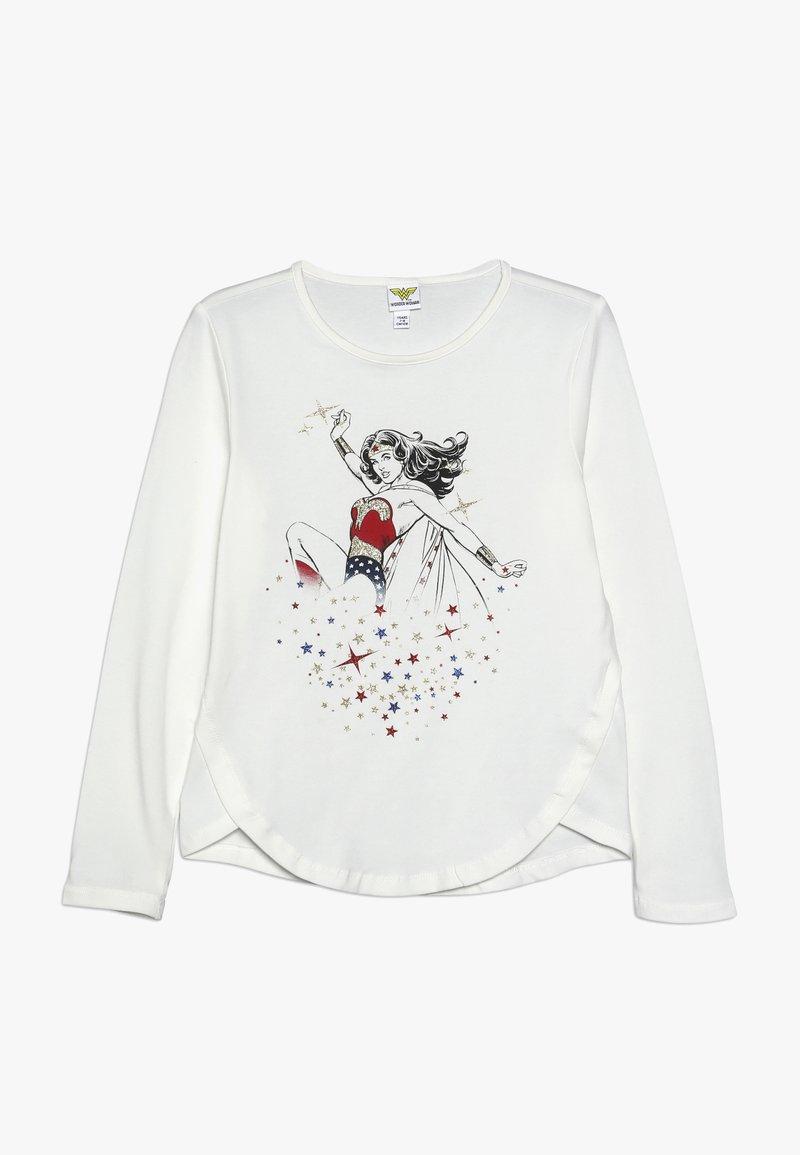 OVS - Långärmad tröja - blanc de blanc