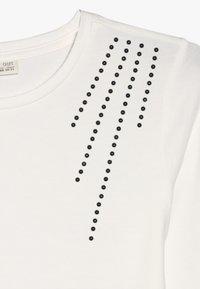 OVS - LONG SLEEVE - Camiseta de manga larga - blanc de blanc - 3