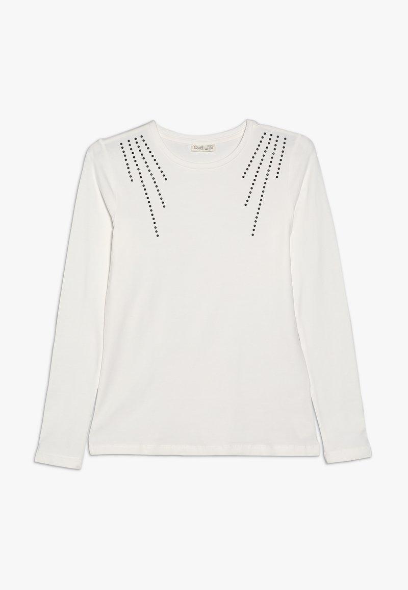 OVS - LONG SLEEVE - Camiseta de manga larga - blanc de blanc