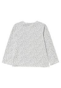 OVS - Camiseta estampada - black/white/grey - 1
