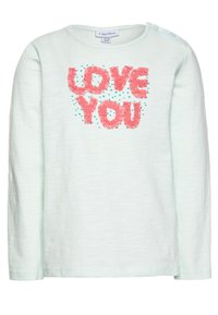 OVS - WITH PRINT 2 PACK - Longsleeve - cloud dancer/confetti - 2