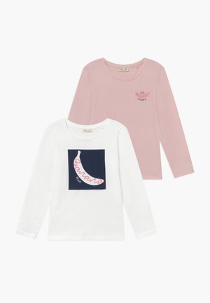 2 PACK - Long sleeved top - pink dogwood