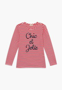OVS - 2 PACK - Long sleeved top - snow white/lollipop - 2