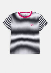 OVS - STRIPED  - Print T-shirt - night sky - 0