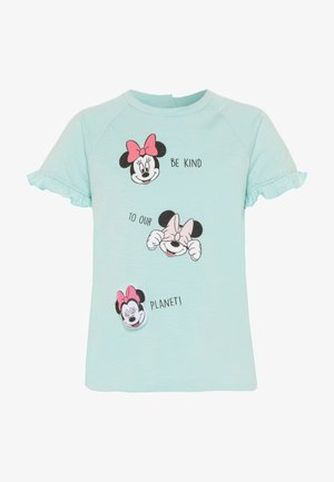MINNIE - Print T-shirt - icy morn