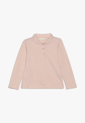 STRASS - Longsleeve - pale blush