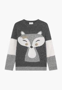 OVS - FOX - Svetr - grey - 0