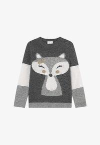 OVS - FOX - Svetr - grey - 2