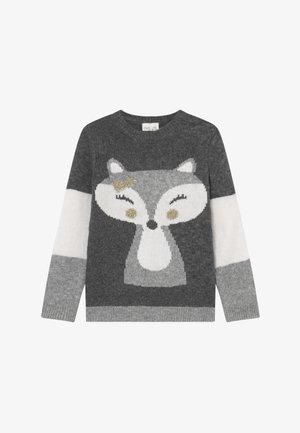 FOX - Trui - grey