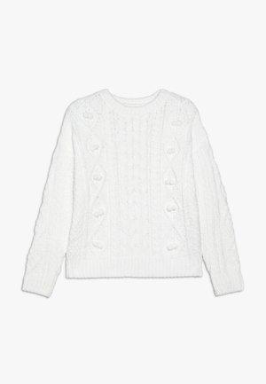 Jumper - blanc de blanc