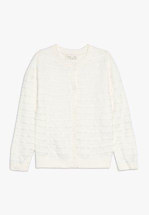 CARDIGAN - Vest - brilliant white