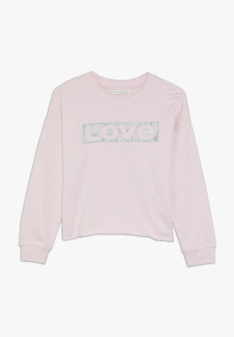 OVS - Sweatshirt - fuchsia pink