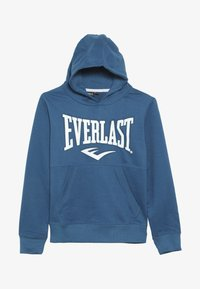 OVS - HOODED - Jersey con capucha - moroccan blue - 3