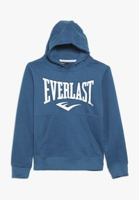OVS - HOODED - Jersey con capucha - moroccan blue - 0
