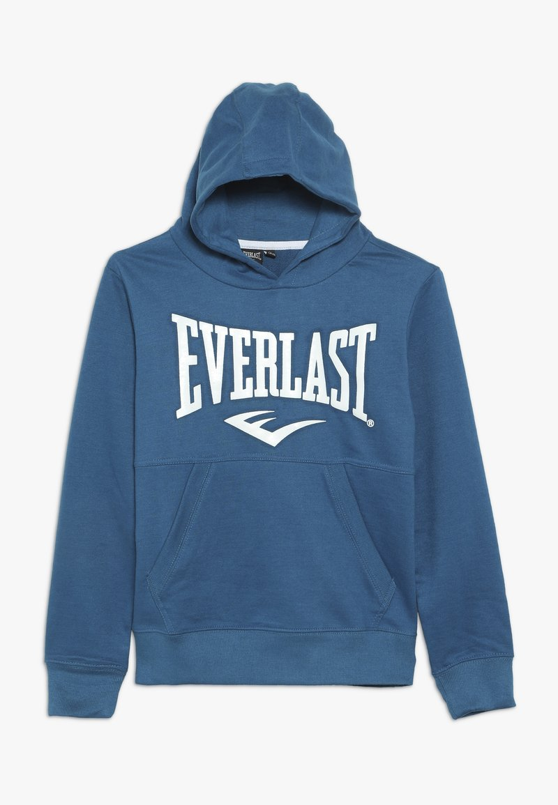 OVS - HOODED - Jersey con capucha - moroccan blue