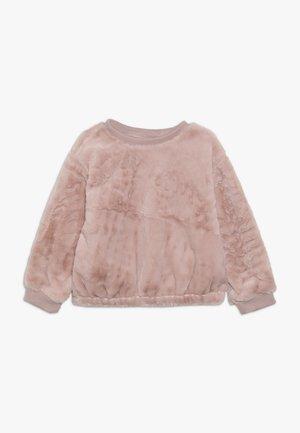 Sweater - pale mauve