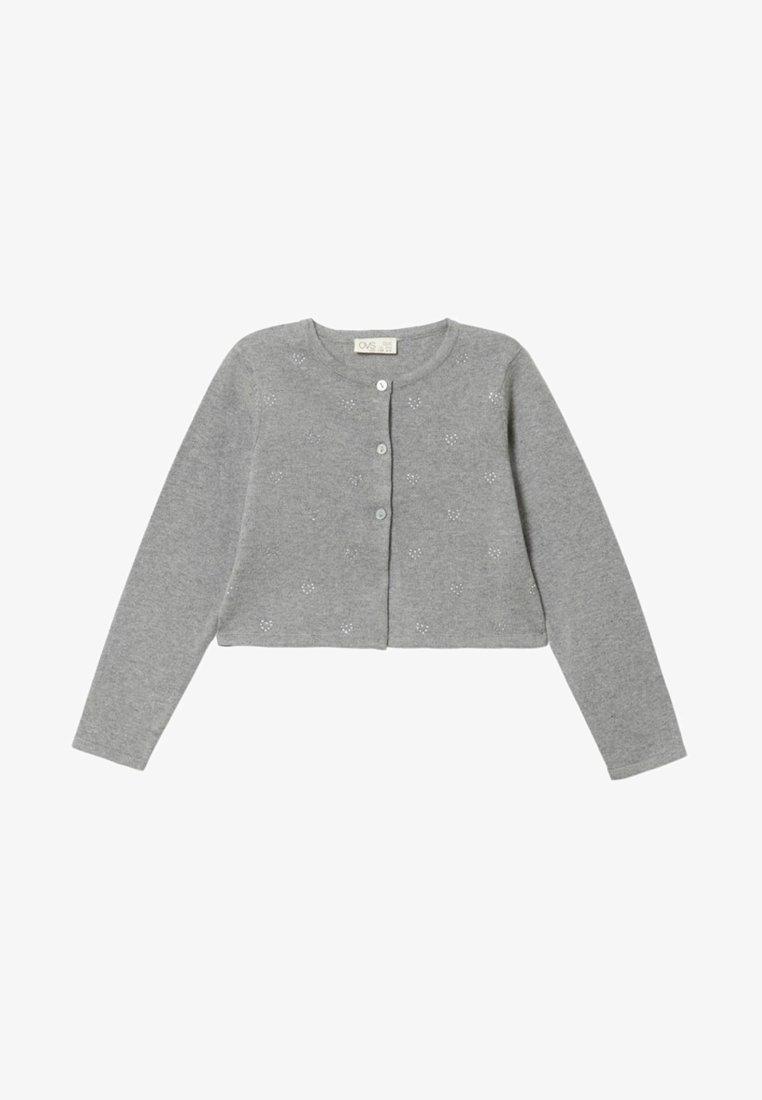 OVS - Strickjacke - grey