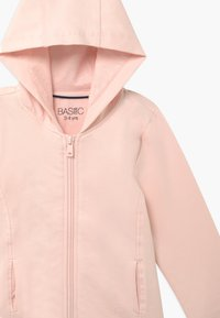 OVS - Zip-up hoodie - heavenly pink - 3