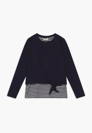 Long sleeved top - insignia blue
