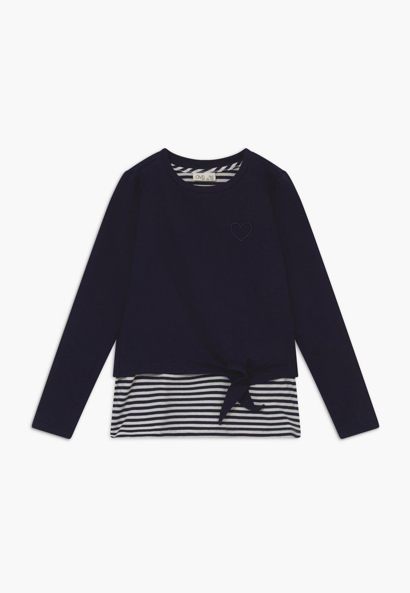 OVS - Long sleeved top - insignia blue