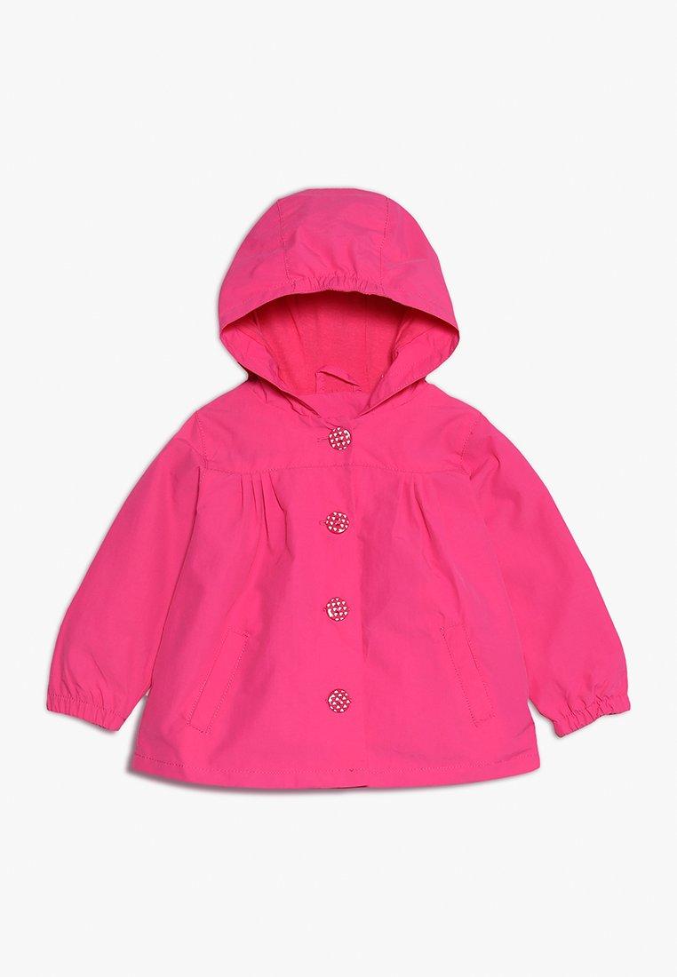 OVS - JACKET HOOD BABY - Übergangsjacke - paradise pink