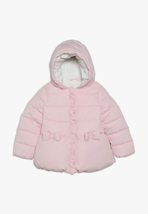 BABY PADDED JACKET BOWS - Winter jacket - ballet slipper