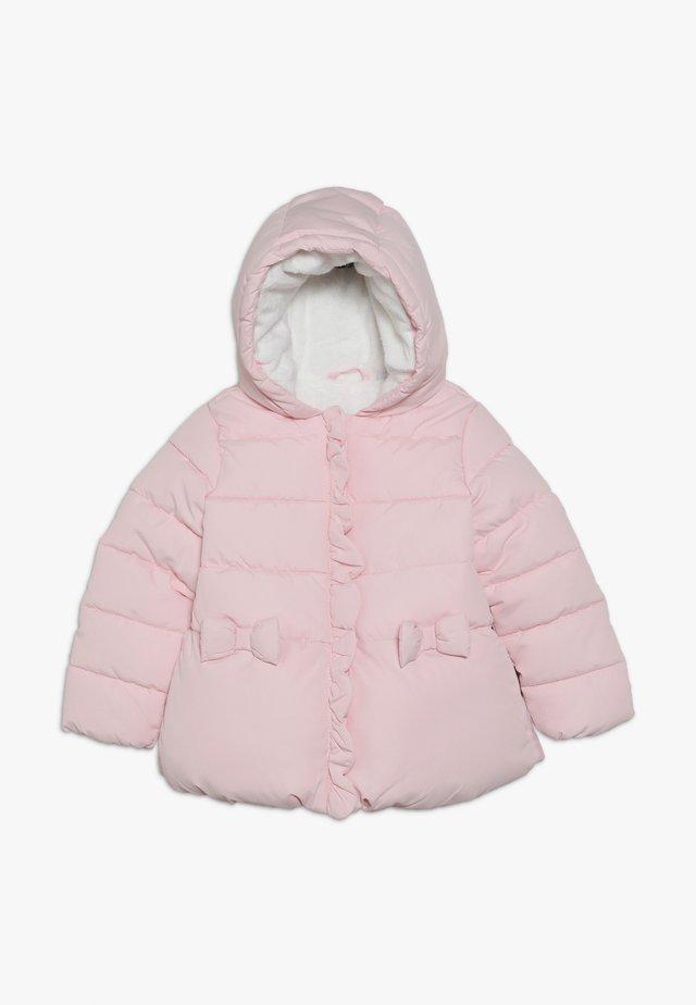 BABY PADDED JACKET BOWS - Winter jacket - ballet slipper