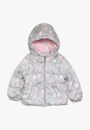 BABY PADDED JACKET - Winter jacket - star white