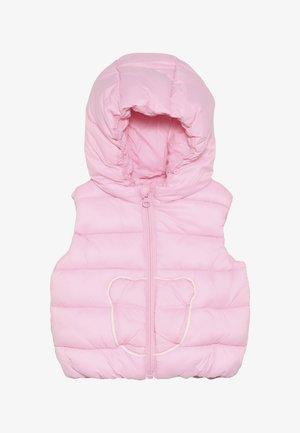 BABY VEST GIRL - Waistcoat - pink lady