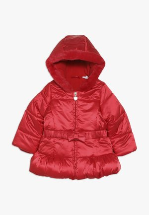 BABY PADDED JACKET  - Winter coat - red