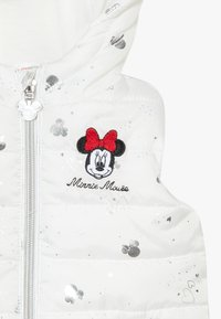 OVS - WAISTCOAT MINNIE - Bodywarmer - brilliant white - 3