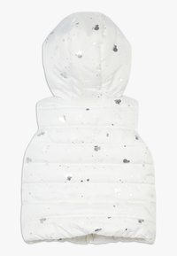 OVS - WAISTCOAT MINNIE - Bodywarmer - brilliant white - 1