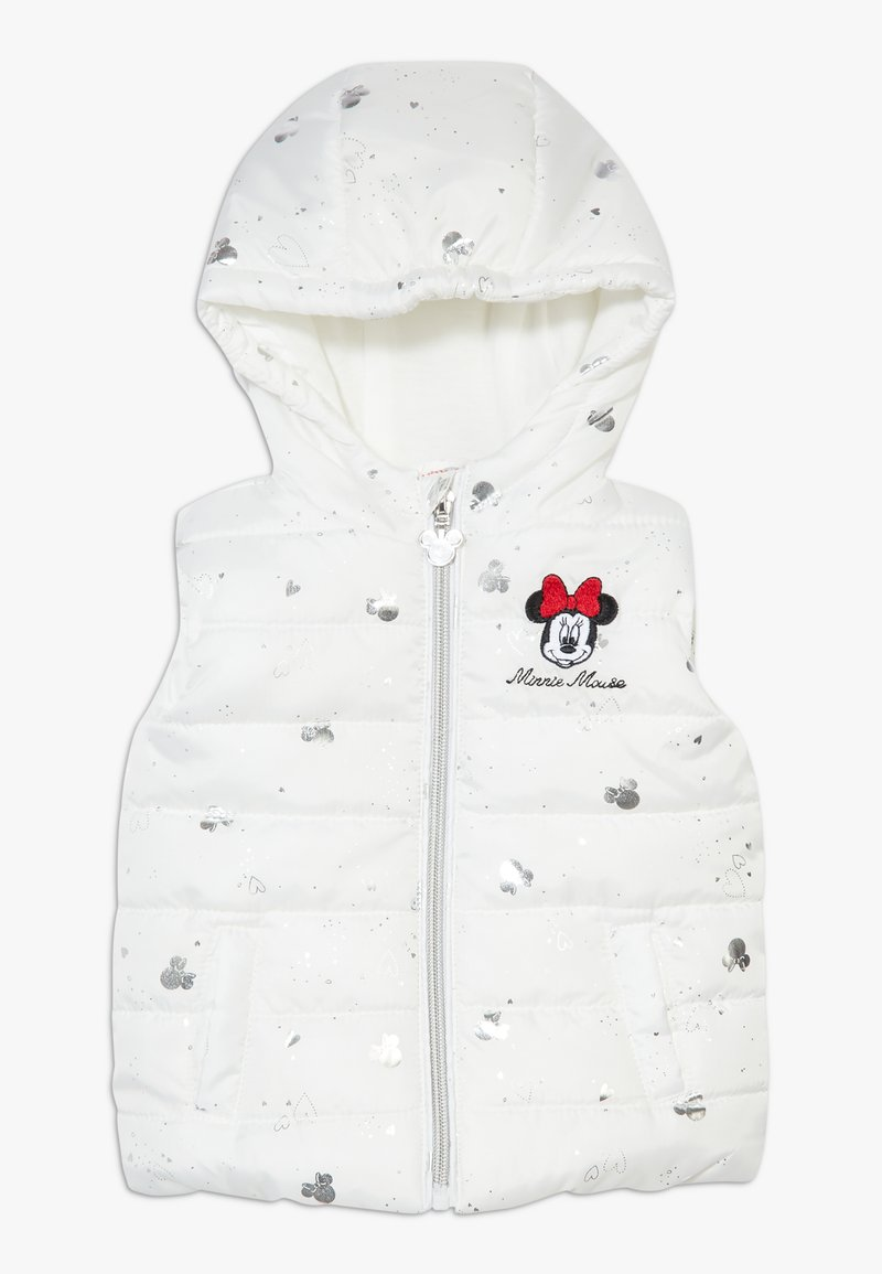 OVS - WAISTCOAT MINNIE - Bodywarmer - brilliant white