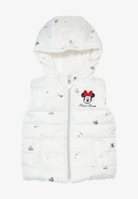 OVS - WAISTCOAT MINNIE - Bodywarmer - brilliant white - 2